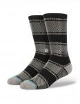 Stance Chicklet socks - Black