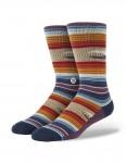 Stance Juarez socks - Brown