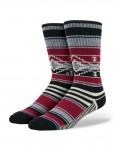 Stance Salem socks - Red