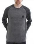 Hurley Phantom Arena crew neck sweatshirt - Charcoal Heather