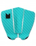MODOM Colour Series surfboard tail pad - Green