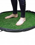 Northcore Grass Changing Mat - Green