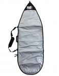 Northcore New Addiction Fish surfboard bag 5mm 6ft 4 - Silver