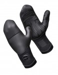 O'Neill Psycho Tech Mitten 5mm wetsuit gloves - Black