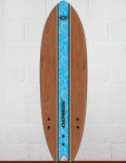 Osprey Fish Foam surfboard 5ft 8 - Little Wood