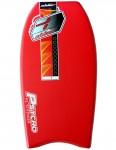Alder Psycho Bodyboard 42 inch - Red