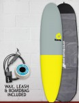 Torq Mini Long Surfboard package 8ft 0 - Fifty Fifty