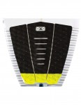 Ocean & Earth Simple Jack Surfboard Tail Pad - Black/Lime