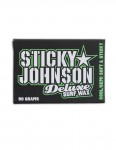 Sticky Johnson Deluxe Cool Water Surf Wax - White