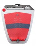 Quiksilver The Suit surfboard tail pad - Red/Navy
