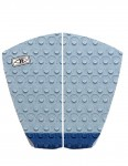 Ocean & Earth Octo 2 Piece surfboard tail pad - Blue