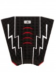Ocean & Earth Bolt surfboard tail pad - Black