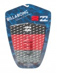 Billabong Tri Bong surfboard tail pad - Red