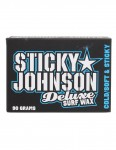 Sticky Johnson Deluxe Cold Water Surf wax - Misc