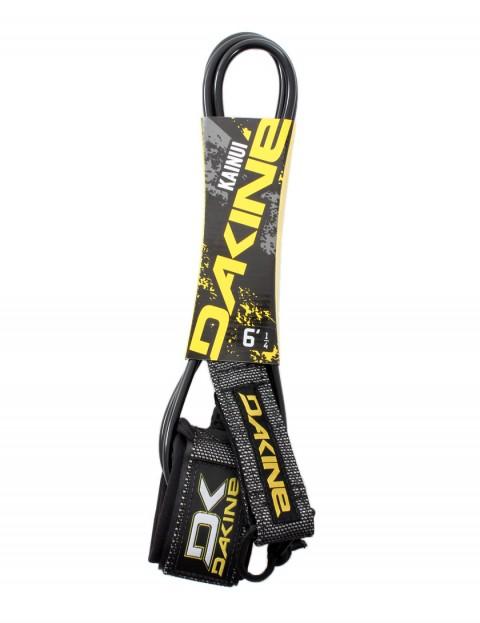DaKine Kainui surfboard leash 6ft - Black