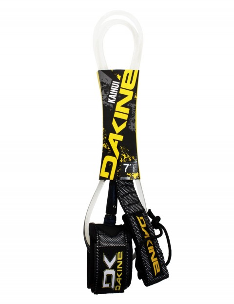 DaKine Kainui surfboard leash 7ft - Clear