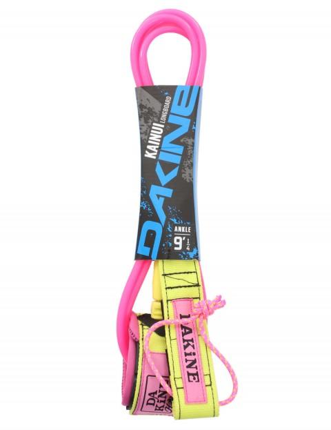 DaKine Kainui Longboard Ankle surfboard leash 9ft - Pink