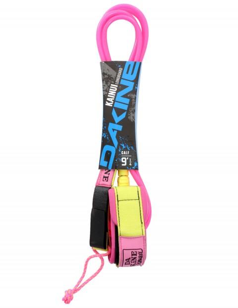 DaKine Kainui Longboard Calf surfboard leash 9ft - Pink