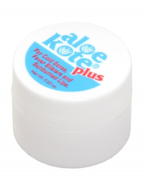 Aloe Up Aloe Kote Plus Medicated Lip balm - Misc