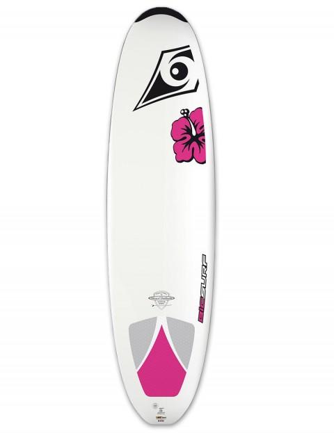 Bic DURA-TEC Wahine Egg 2015 Surfboard 7ft  - White
