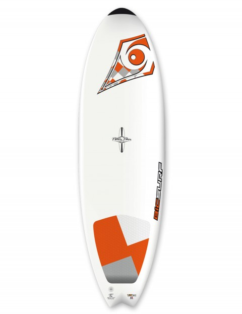 Bic DURA-TEC Fish surfboard 5ft 10 - Orange