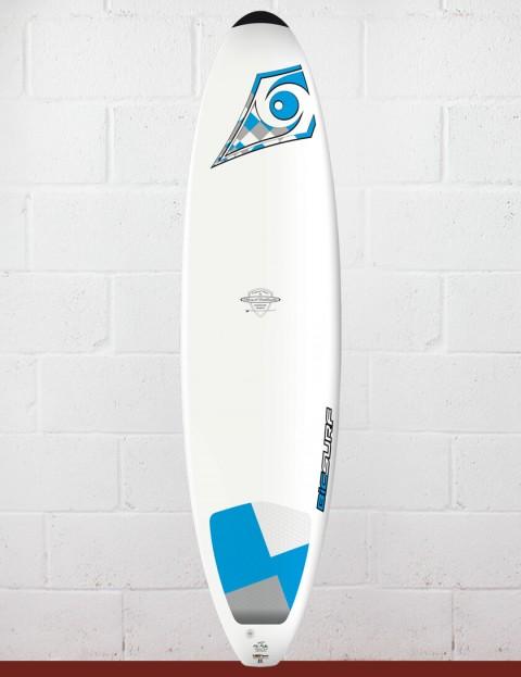Bic DURA-TEC Mini Malibu surfboard 7ft 3 - Blue