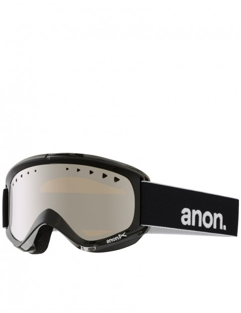 Anon Helix snow goggles - Black/Silver Amber
