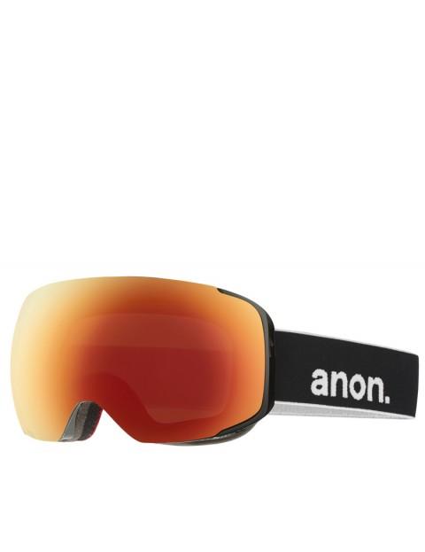 Anon M2 snow goggles - Black/Red Solex