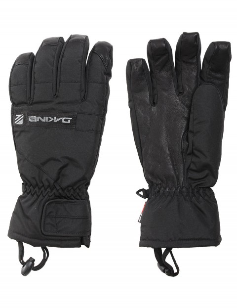 DaKine Nova Short snow gloves - Black