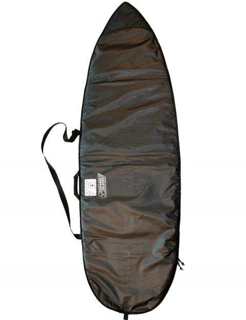 Channel Islands Dane Day Runner 3mm Surfboard bag 5ft 8 - Blk/Chartreuse Yellow