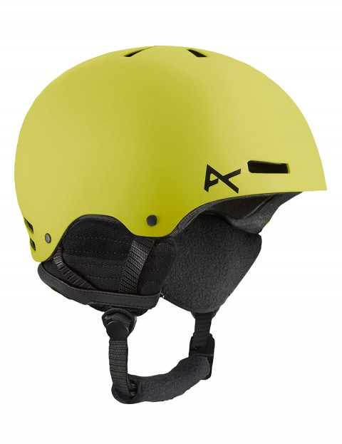 Anon Raider Helmet - Lime