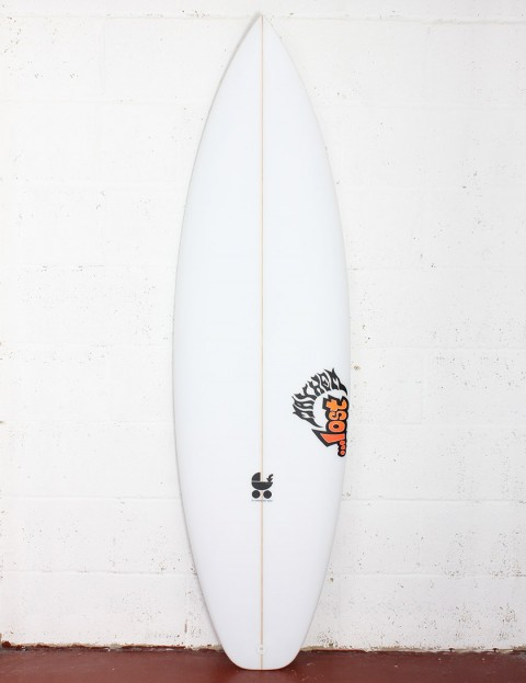 Lost Baby Buggy surfboard 5ft 8 FCS II - White