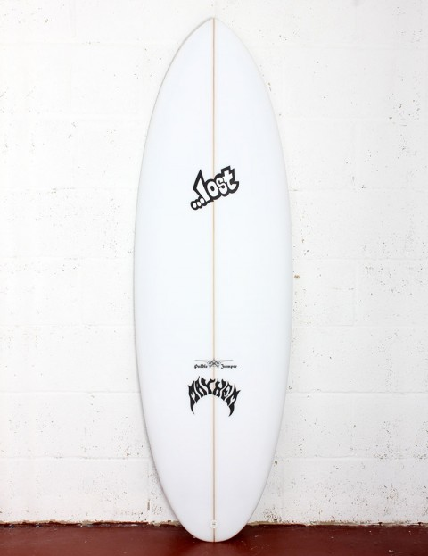 Lost Puddle Jumper RP surfboard 5ft 8 FCS II - White