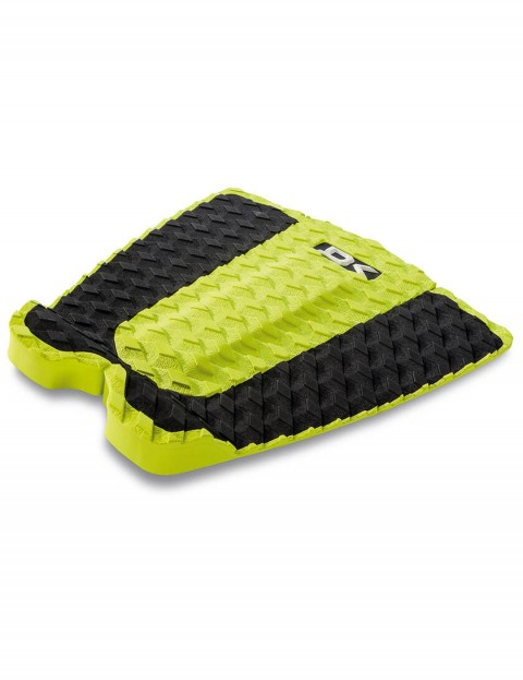 DaKine Indy surfboard tail pad - Black/Citron