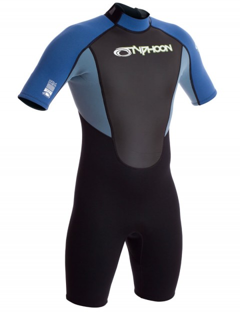 Typhoon Storm Shorty 3/2mm Wetsuit 2016 - Fathom Blue