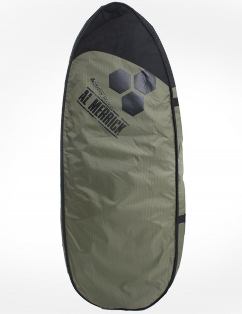 Channel Islands Approach 2X Double 10mm Travel Bag Surfboard bag 6ft - Army Green