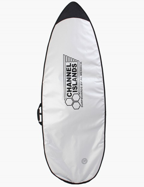 Channel Islands Team Light Shortboard 5mm 6ft 8 Surfboard bag - Silver