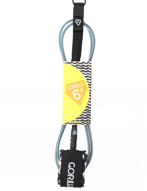 Gorilla Regular surfboard leash 6ft - Waves