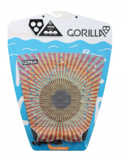 Gorilla Wilko surfboard tail pad - Eye Bleed