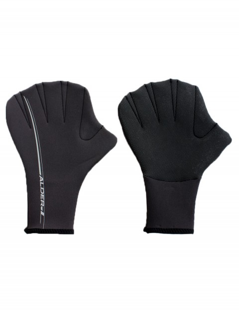 Alder Paddle 2mm Wetsuit Gloves - Black