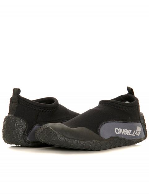 O'Neill Reactor 2mm Reef Bootie - Black/Grey