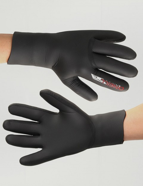 O'Neill Psycho SL 5mm Wetsuit Gloves - Black
