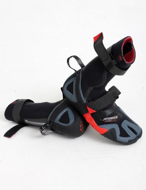 Oneill Wetsuits Psychofreak Split Toe 3.5mm Wetsuit boots - Black