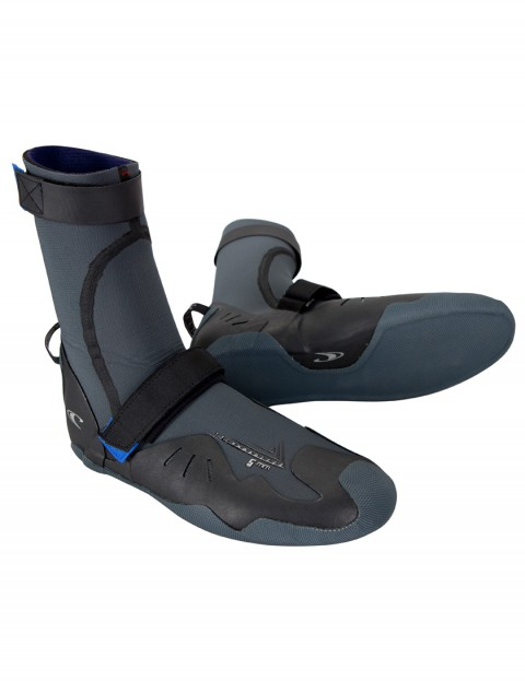 O'Neill Psycho Tech Round Toe 5mm Wetsuit Boot - Black