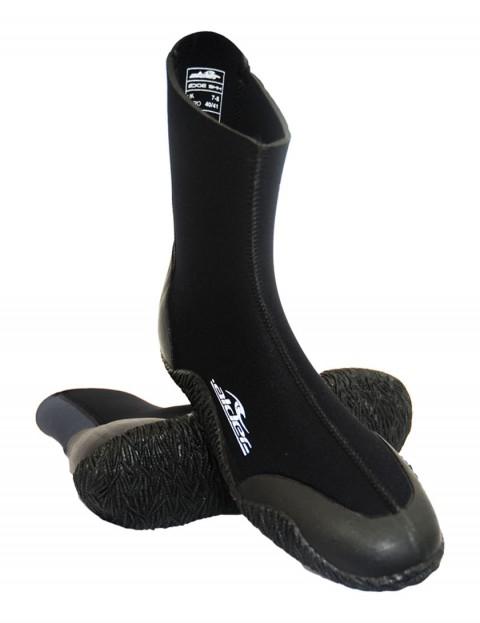 Alder Edge 5mm Wetsuit Boots - Black