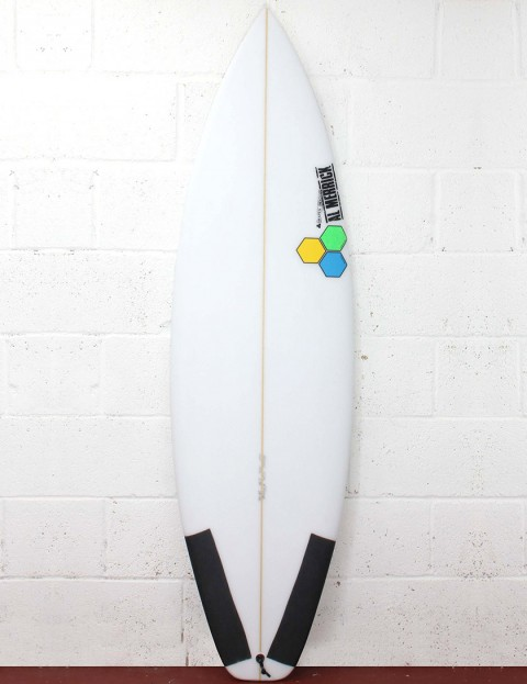 Channel Islands New Flyer Surfboard 6ft 2 FCS - White