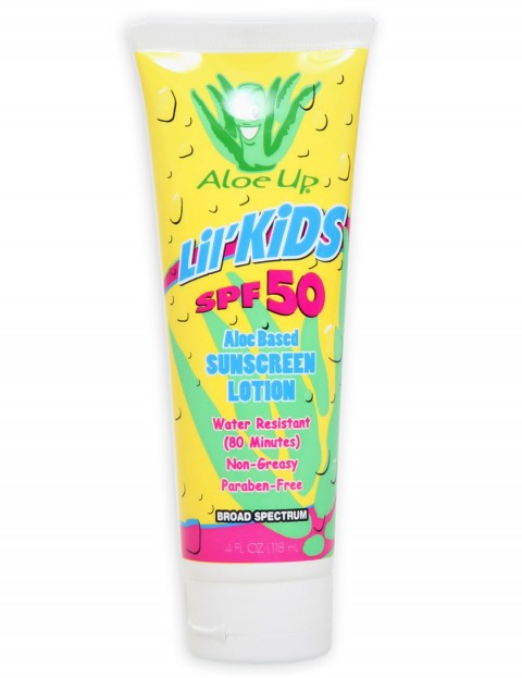 Aloe Up Lil kids SPF 50 Sunscreen - Misc