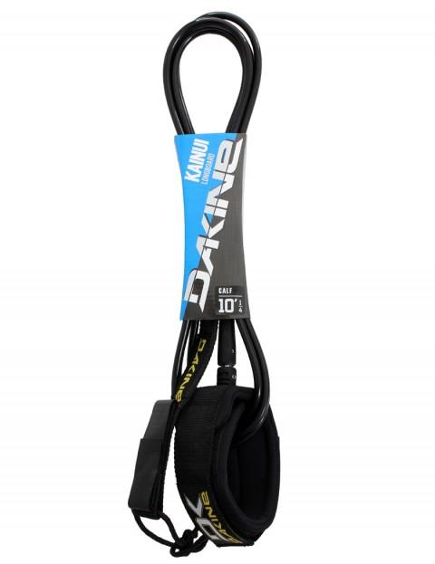 DaKine Kainui Longboard Calf surfboard leash 10ft - Black