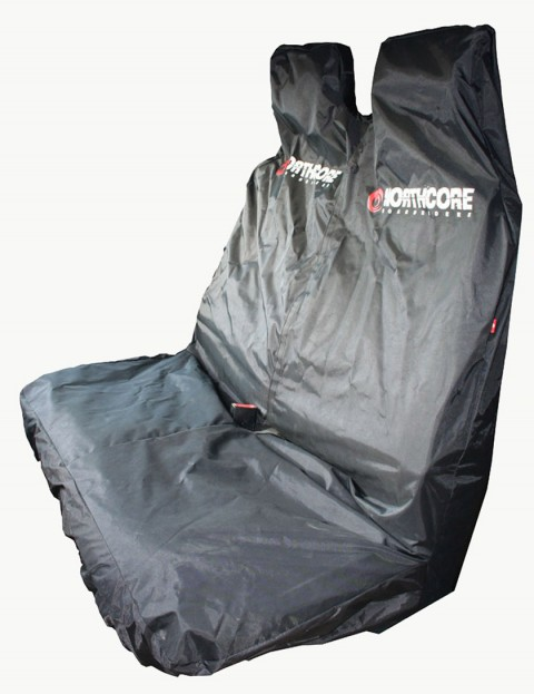 Northcore Extreme Sports Double Seat Cover Waterproof van seat cover - Black