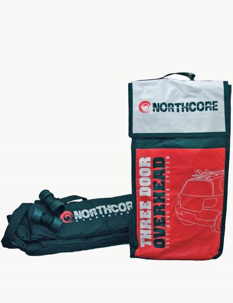 Northcore Three Door Overhead Soft roof rack - Black